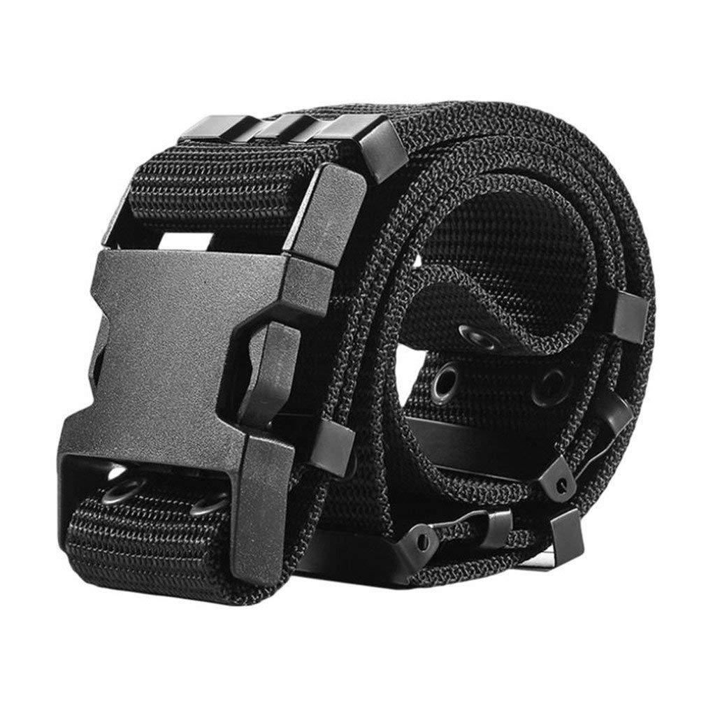 FCNHXJ Adjustable Soldiers Tactical Belts Men Military Tactical Equipment Army Waist Belt Paintball Combat Waistband