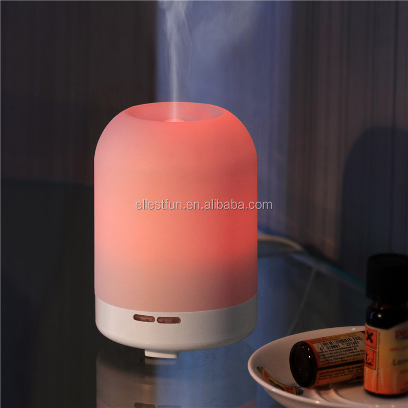 Top Safety Mini Aromatherapy Diffuser,Ultrasound Essential Oil Humidifier,Air Aroma Freshener w/CE&RoHS-IONCARE