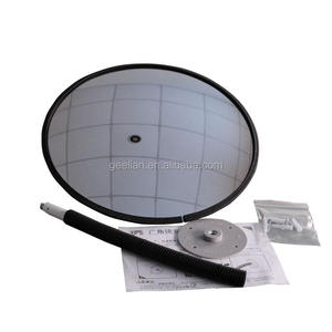 small Indoor 30cm convex mirror for parking/swimming pool