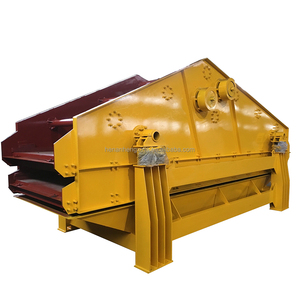 Fine Size Mineral Use Vibrating Screen For Silica Sand /Ore Tailings