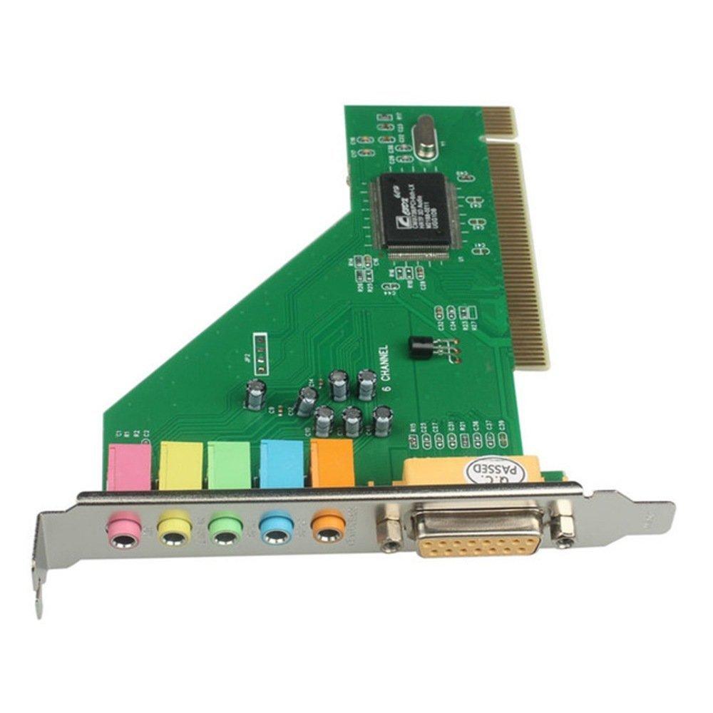 CMI8738/PCI-6CH-MX WINDOWS 7 DRIVER