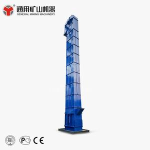 Wide range of elevating belt type bucket elevator made in China on hot sale