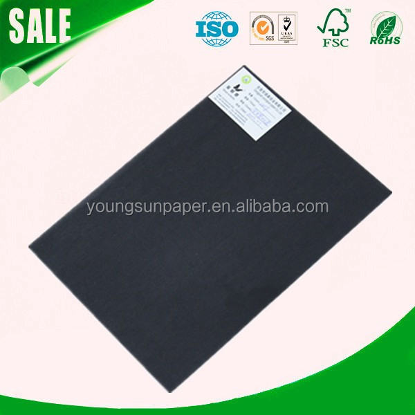 thin black craft paper and double sided craft paper &japanese craft paper