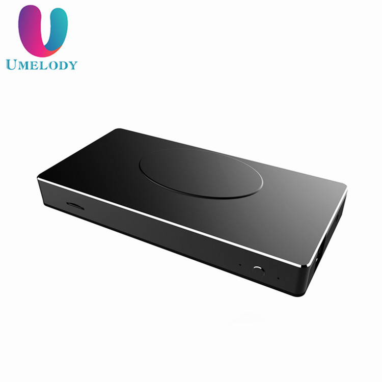 Umelody Più Potente Intel Apollo Lago N3450 Win10 Mini PC BBEN MN17A Accettare OEM PC stick