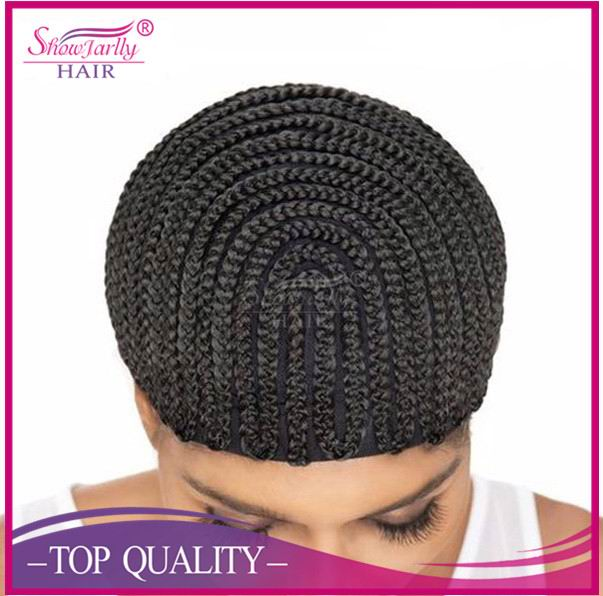 China Manufacture Ventilating Crotchet Cornrows Wig Cap For Making ...