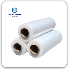 manual use lldpe 23 micron pallet stretch film
