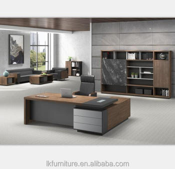 Luxury CEO Work Desk Office Desk Table for Executive or Director, View  modern executive desk office table design, L.K Product Details from Foshan  LK ...