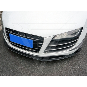 Rowen Style Carbon Fiber Front Bumper Lip For Audi R8 V8 V10 - Buy For R8  Front Lip,For R8 V8 V10,For Audi Carbon Front Lip Product on Alibaba com
