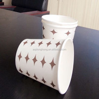 7OZ star paper coffee cup for turkey market