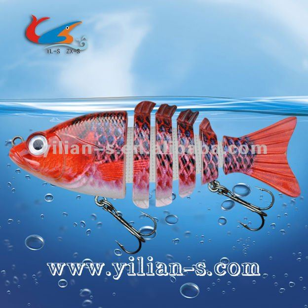 2012 Most Popular Hard Plastic Fishing Lure Hard Lure