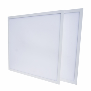 Best selling AC600x600 or 2x2 ft led drop ceiling light panels ac 110v 240v 40W Dimmable lights with CE RoHs certificates