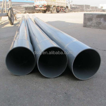 PVC connection pipe with bell end and plain end & Pvc Connection Pipe With Bell End And Plain End - Buy Pvc Belled ...