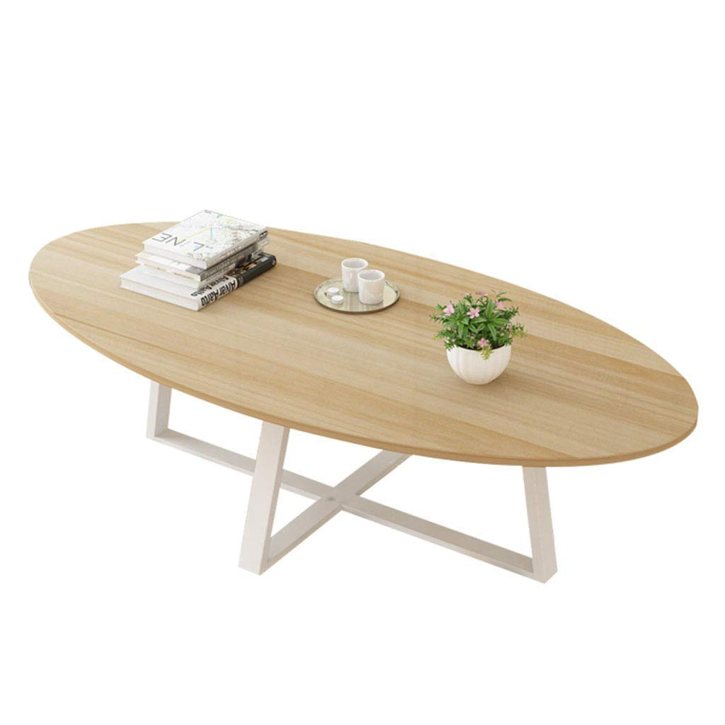 Coffee Tables Small Table Dining Table Solid Wood Computer Table Tatami Table Table (Color : Beige, Size : 1005045cm)