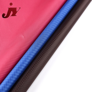 JY Factory Wholesale 600D PVC Coating Polyester Ripstop Fabric