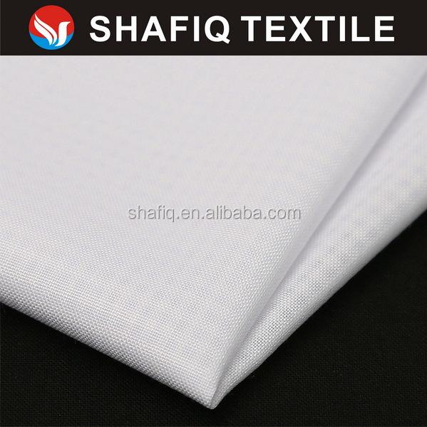 100% Spun Polyester Fabric For Make Arab Thobe Thawb Buy