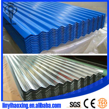China Wholesale High Quality Galvanized Steel Plate/Raw Material For Steel  Roofing