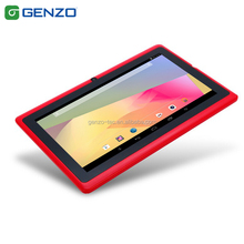 Fornitore cinese commerci all'ingrosso <span class=keywords><strong>5</strong></span> V 2A uscita <span class=keywords><strong>allwinner</strong></span> A33 cpu 7 pollice touch screen tablet pc
