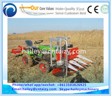 grass hay reeds harvesting machine