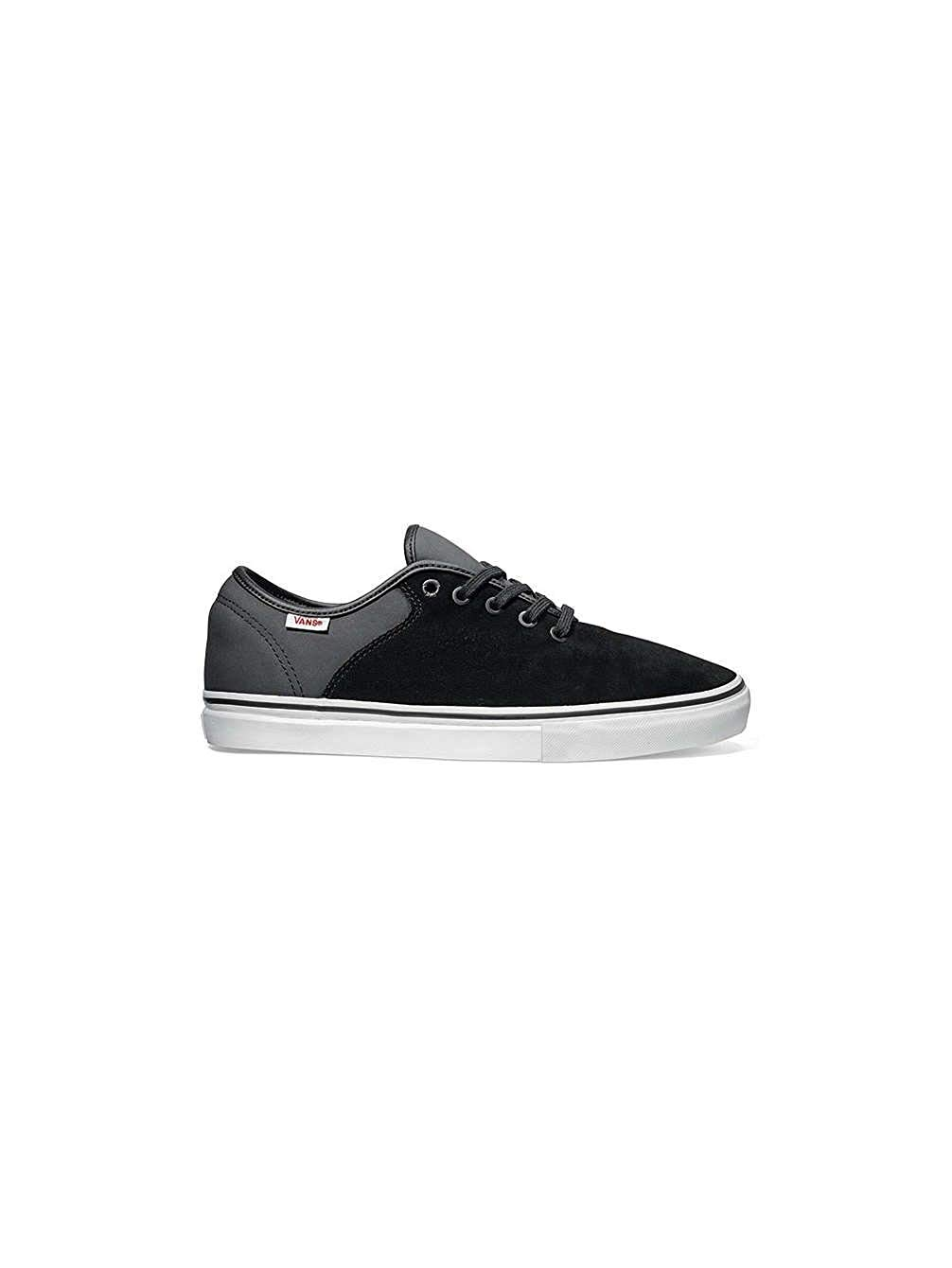 6f671e9671 Get Quotations · Vans OTW Stage 4 Low (Chris Pfanner) Black Red  Skateboarding Shoes 6.5 D