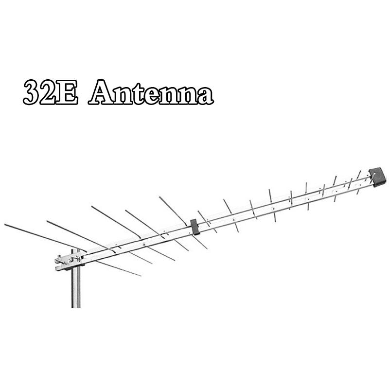 Dvb T Antenna Outdoor Vhf Uhf Tv Yagi Antenna 32e Antenna