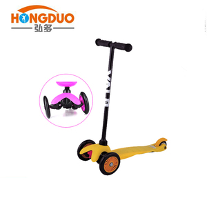 2 front waving wheels New Kids Scooter /2016 New Children Kick Scooter