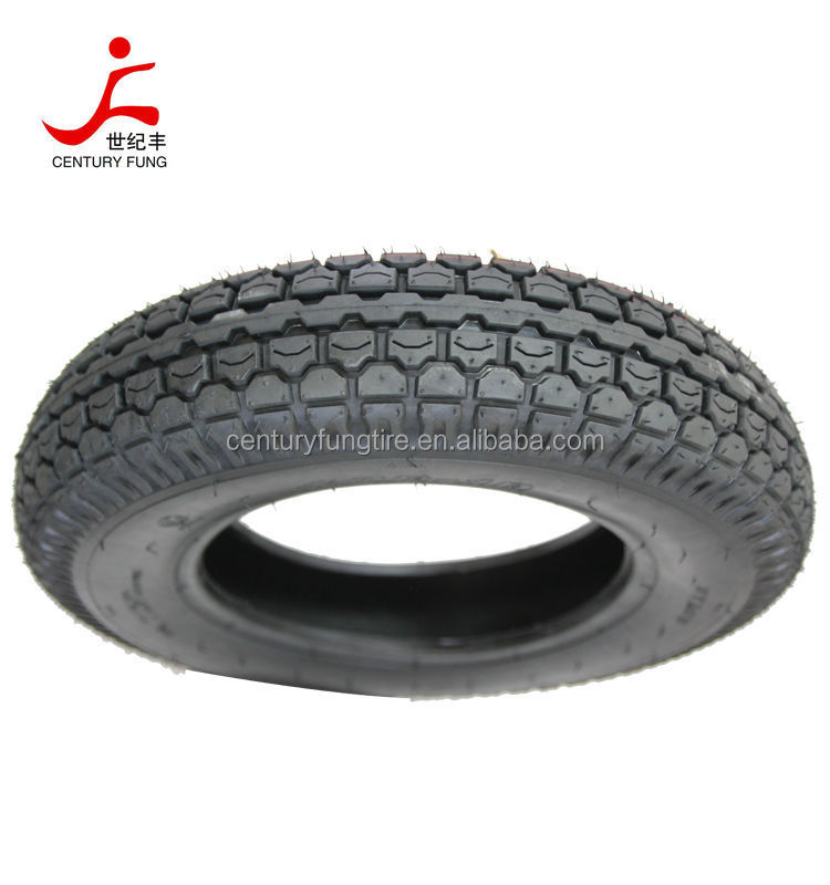 motorcycle tires CENTURY FUNG TIRE 4.00-10 S-101