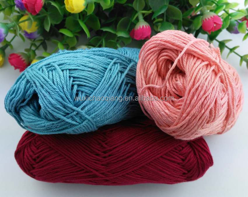 100% knitting cotton yarn,pima cotton yarn