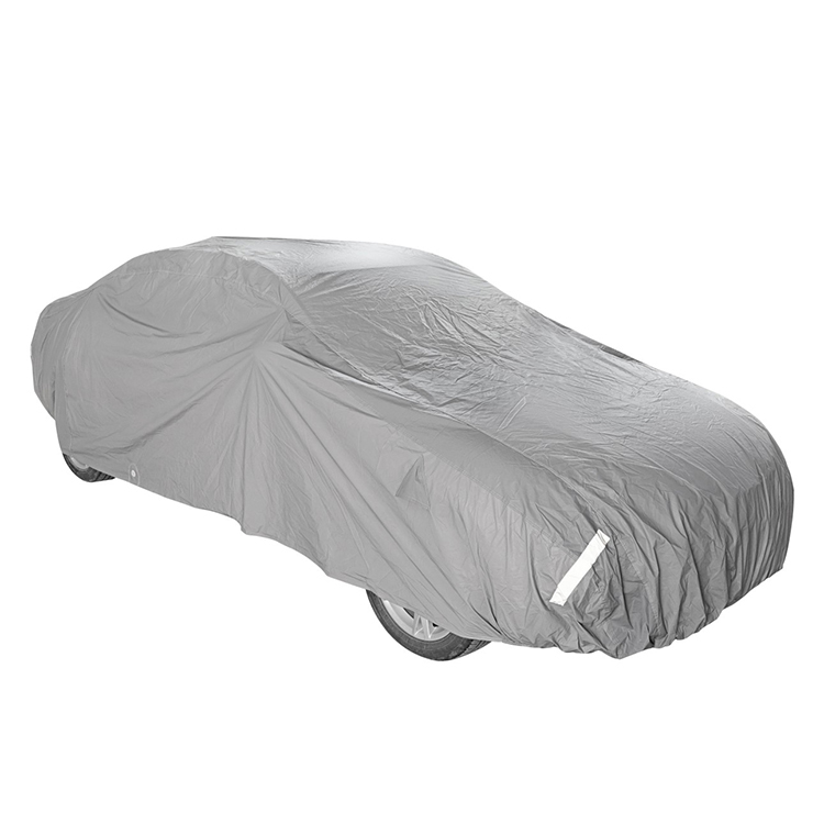 2-days delivery Inventory Universal Fit Waterproof Car <strong>Cover</strong> with reflective stripes
