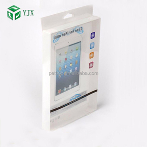 Custom Wholesale Clear/Printing Mini Ipad 3/Mobile Phone Plastic Case Packaging with Printed Logo