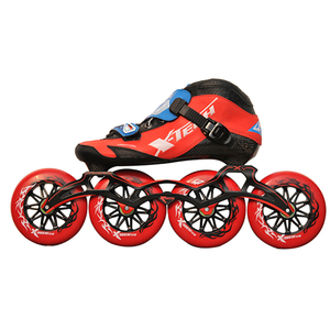 Adults Quad Skate Roller China Boots Four Wheel For Speed Skates