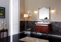 Middle East Style commercial bathroom vanity cabinet