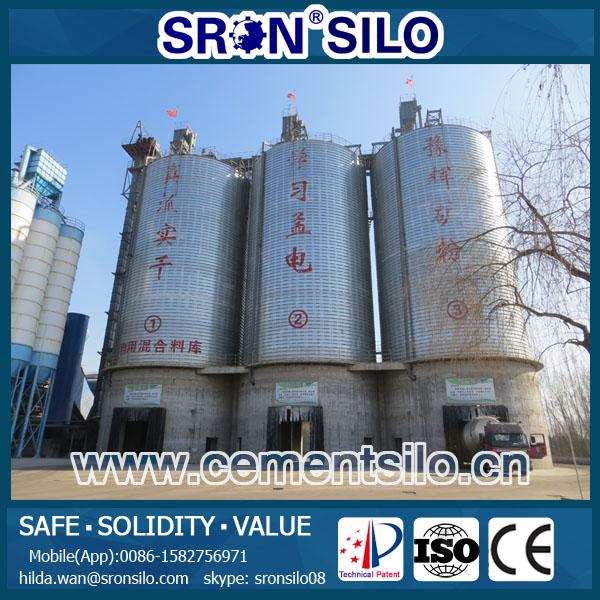 China Leading Steel Silo Manufacturer,Turn-key Bulk Cement Silo ...