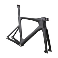 2019 new track frame carbon bicycle track cycling frame