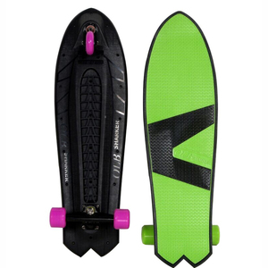 High-quality cheap 3 wheels kids skateboard/ABS skateboard withCE