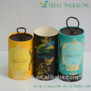 cream for black neck paper tube package paper tubes firework