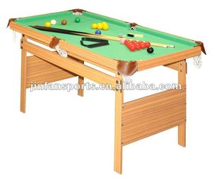 Wondrous 3Ft Light And Mini Wooden Pool Table For Kids Beutiful Home Inspiration Xortanetmahrainfo