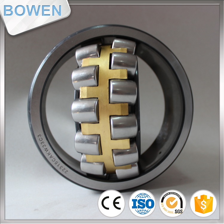 Double row 230x230x64 22226MB spherical roller bearing