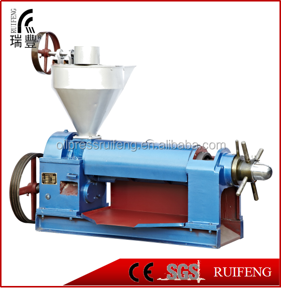 Excellent quality essential coconut oil machine / sunflower oil press machine / peanut oil making