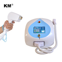 2019 new arrival whole sale portable diode 808 laser permanent facial hair remover on sale promotion
