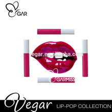 <span class=keywords><strong>Oro</strong></span> rosa brillo de labios no logo con sabor a frutas LIP Cream Vegan brillo labial