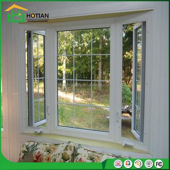 unique iron grill design latest american style upvc glass home casement window for sale - Home Windows For Sale