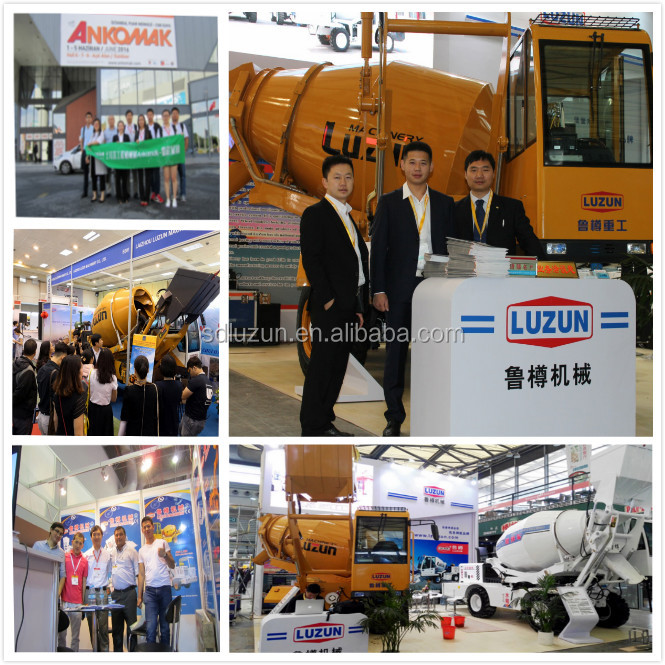 concrete mixer EXPO