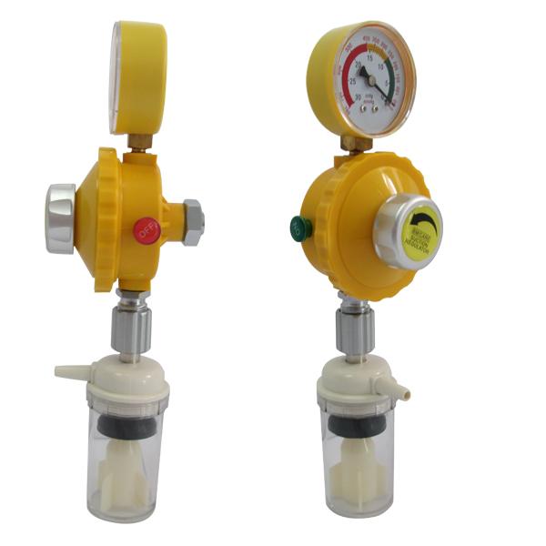 Medical Vacuum Regulator Prevent Back Flow To Suction Pipe