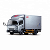Chinese brand new JMC van box cargo truck 4x2 light duty truck for sale