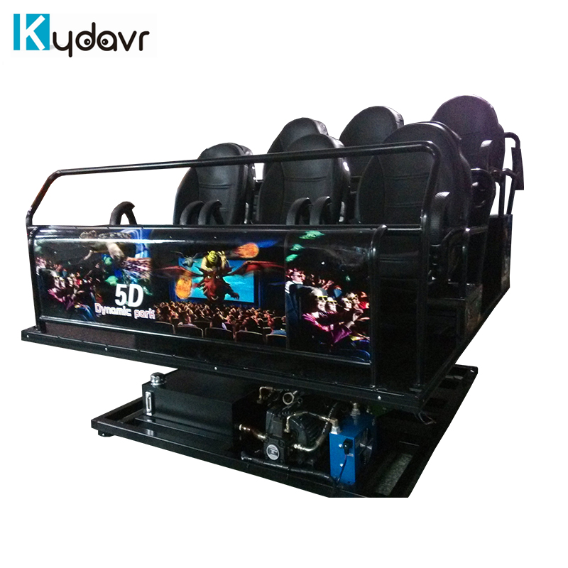XD home theater cinema 5d 7d cinema equipment dynamic system from kaida