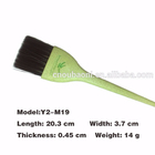 Y2 Natural wheat fiber hair brush salon hair dye product professional salon use(4)