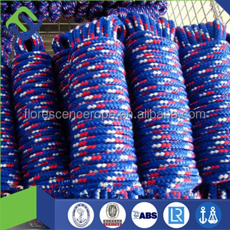 Polypropylene Rope 15 Mm Double Braided White Rope