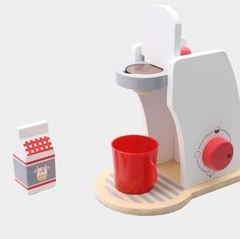 Wholesale  children kitchen game toy wooden Kitchen props experiencing  toy