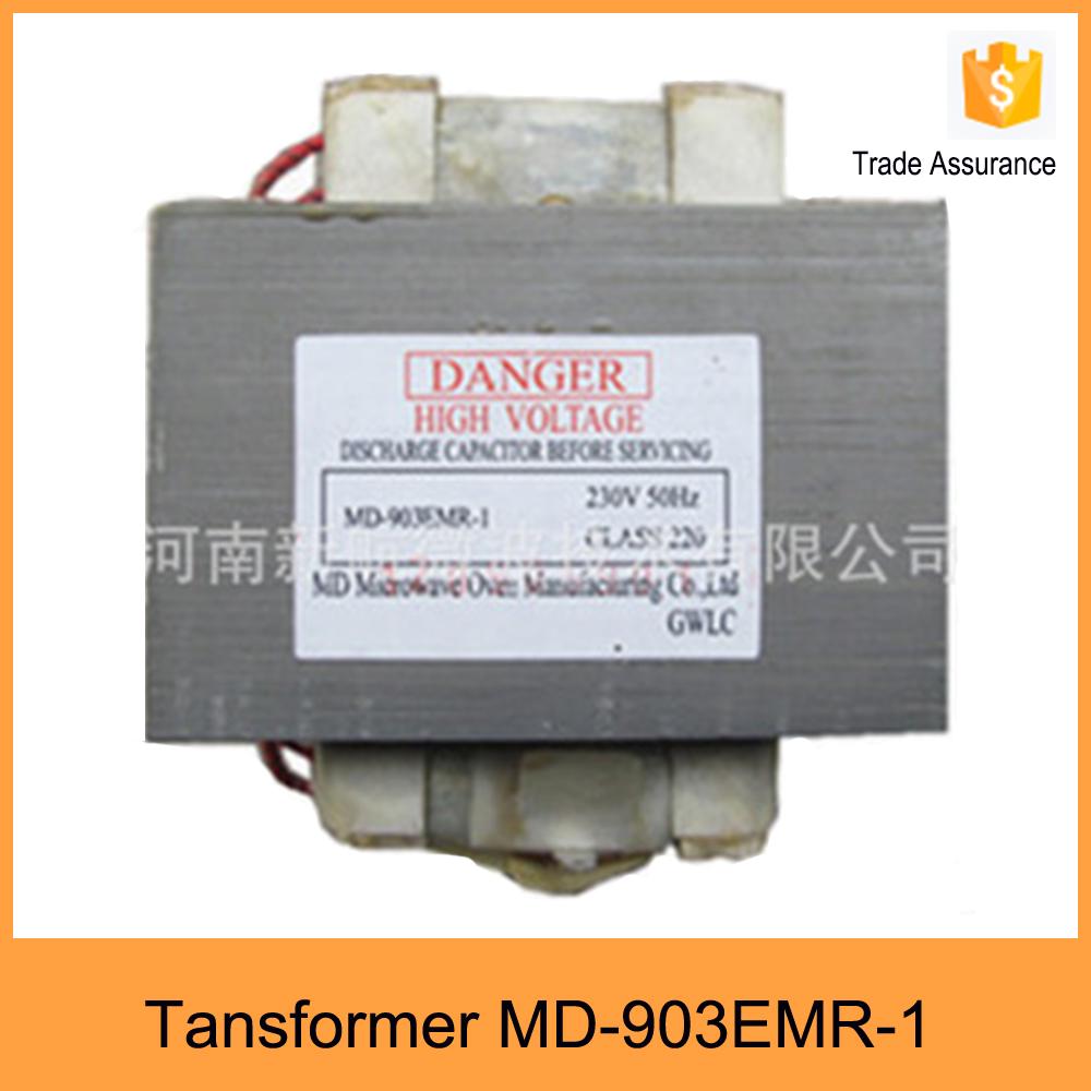 900w High Quality Transformer Md 903emr 1 For Microwave