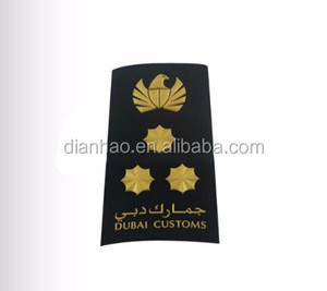 High Quality Competitive Price New Design Military Badges/Label With Custom Logo Label For Military/ Army/Troop/Immigration